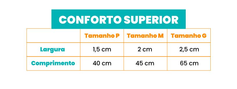 Conforto Superior - Coleira para Cachorro e Gato Modelo Poly Abacaxi