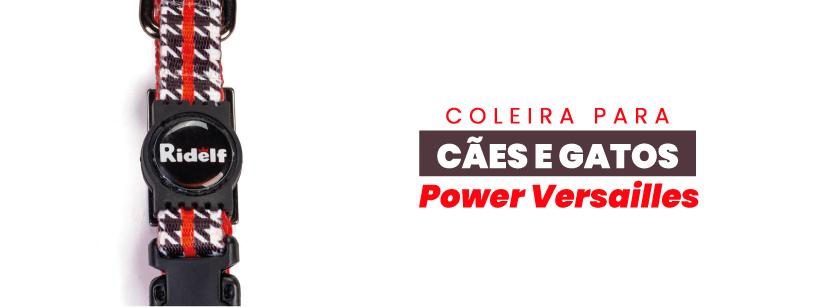 Coleira Power Ridelf Versailles