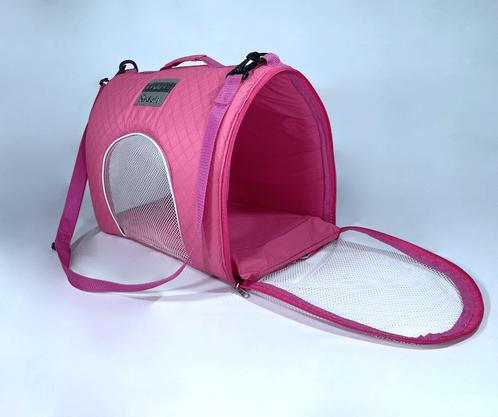 Bolsa de Transporte para Cachorro e Gato - Modelo Bag Dog Napoli