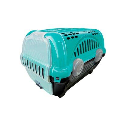 Caixa De Transporte Para Cachorro E Gato Ridelf - Até 18 kg